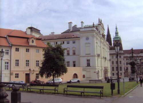 Palác Albínů z Helfenburka