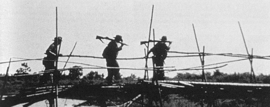 Francouzští legionáři v Indočíně