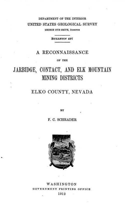 Publikace o Jarbridge