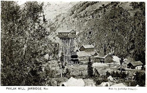 Důl Pavlak v Elko