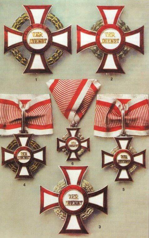 Vojenský záslužný kříž
