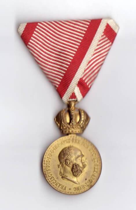 Vojenská záslužná medaile