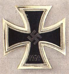 Železný kříž 1. třídy
