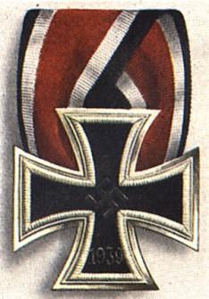 Železný kříž 2. třídy