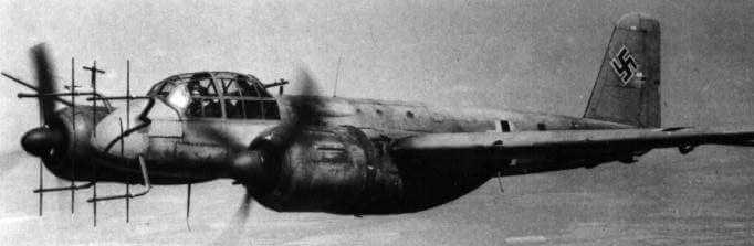 Noční stíhač Luftwaffe