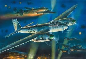 Ju 88 G v boji