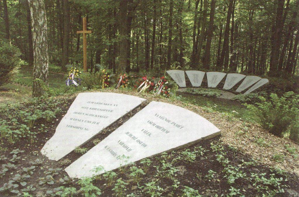 Hřbitov německých vojáků ve Zlíně