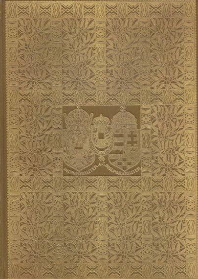 Kniha cti rakousko - uherské armády