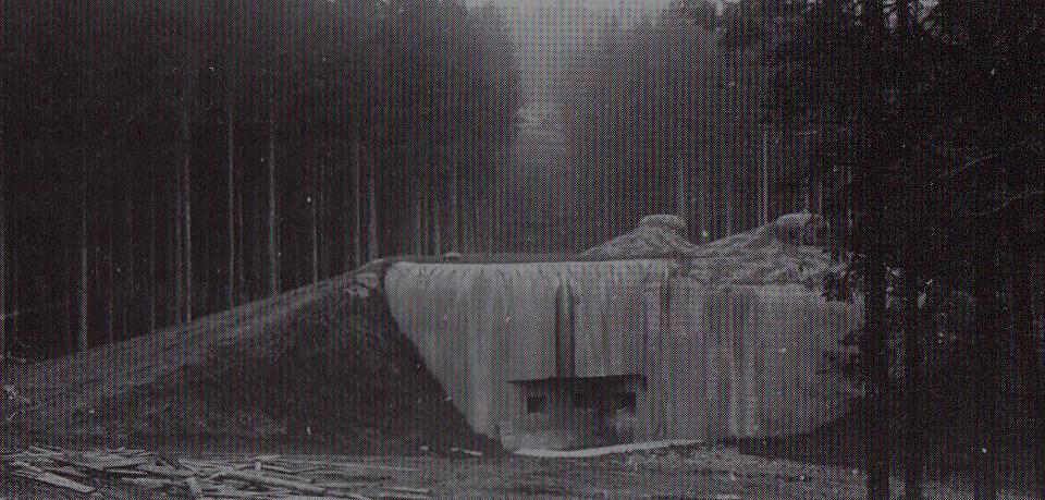 Československé pohraniční opevnění