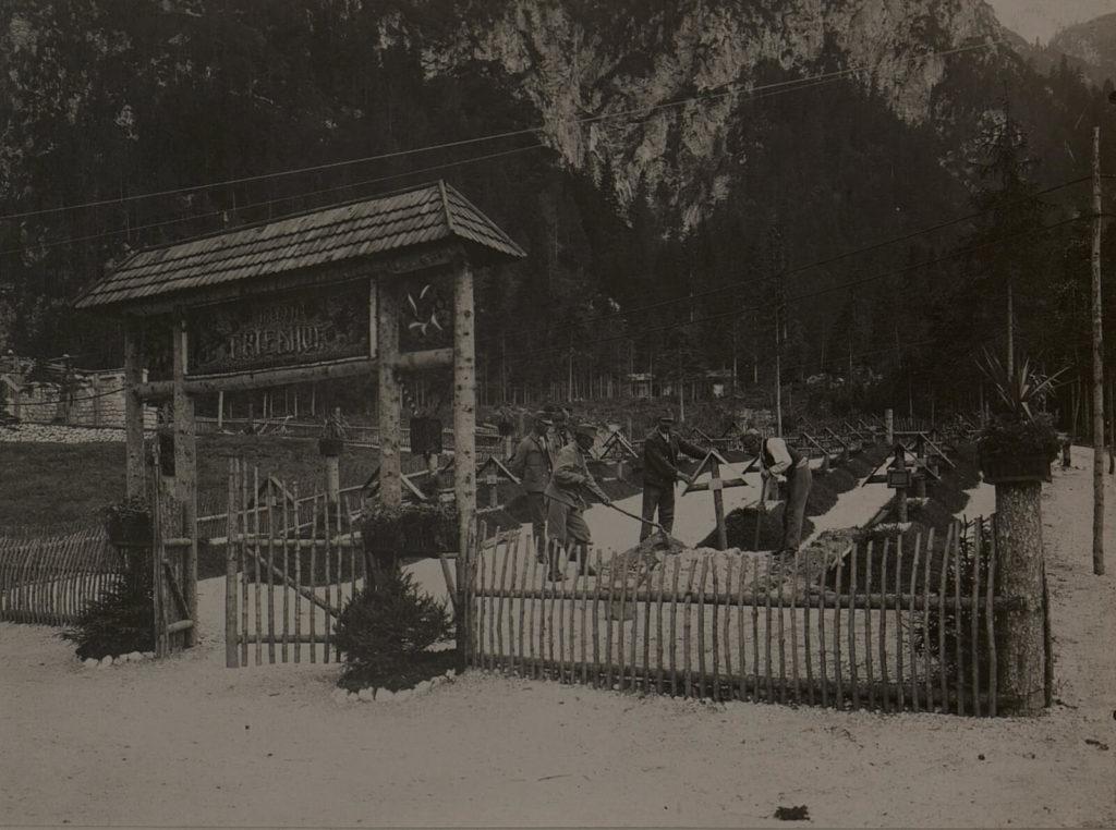 Hřbitov hrdinů u Villachu