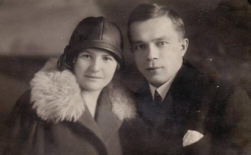Marie Kamencová a Josef Pavlák