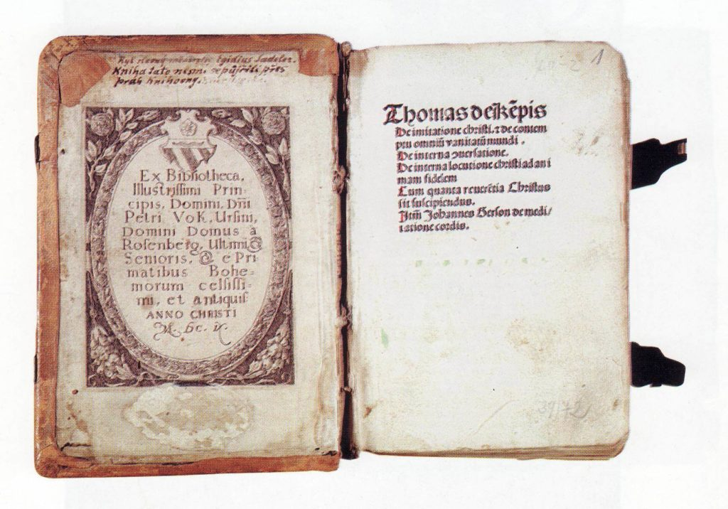 Kniha De imitatione Christi